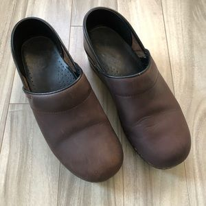Shoes - Dansko Clogs size 38